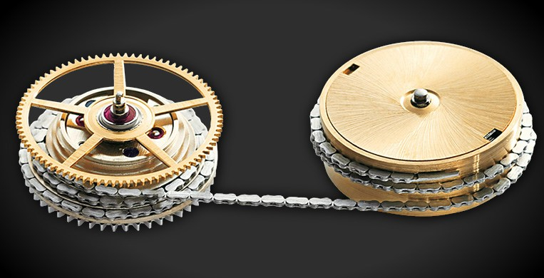 watch movement gears