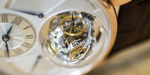 Report: Master Class Haute Horlogerie (Video)