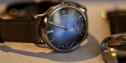 Report: Lunch With H. Moser & Cie (Video)