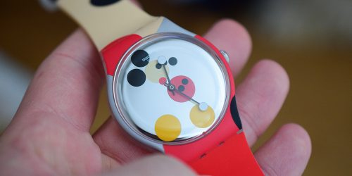 Hands-On: Swatch x Damien Hirst Mickey Mouse Watch
