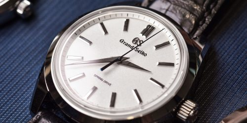 Hands-On: Grand Seiko Spring Drive 8 Day Power Reserve