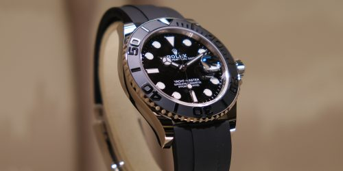 Release: Rolex Yachtmaster 42 (Live Pics)