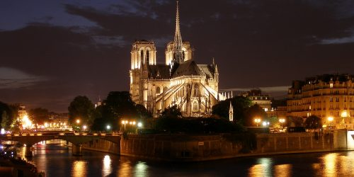 News: Luxury Groups Pledge Hundreds of Millions To Restore Paris Notre-Dame