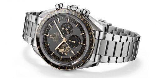 Release: Steel Omega Speedmaster Apollo 11 50th Anniversary Limited Edition