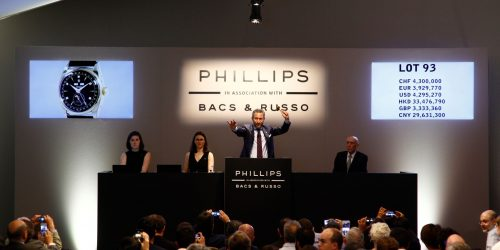 Event: Complimentary Valuations On Vintage Watches By PHILLIPS in Brussels & Knokke (Sign-Up)