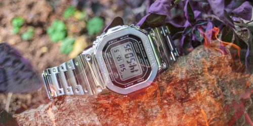 Hands-On: G-SHOCK GMW B5000 Full Metal (VIDEO)