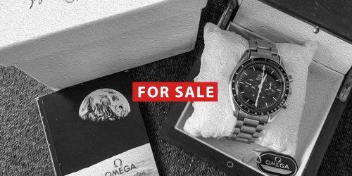 Wristlist: Omega Speedmaster Moonwatch Apollo XI 20 th Anniversary Limited Edition For Sale (Ref. 345.0022.100)