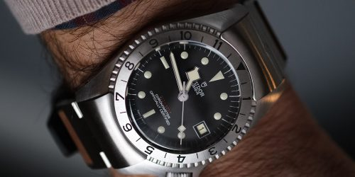 Hands-On: Tudor Black Bay P01 (VIDEO)