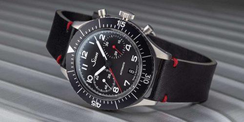 Release: Sinn 158 Pilot Chronograph